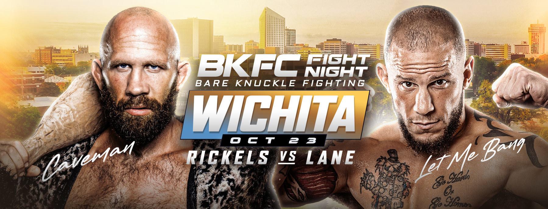 BKFC Fight Night WICHITA