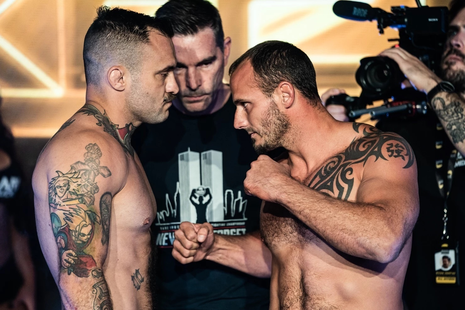 BKFC 21 weigh-in results and video - Cochrane vs. Richman