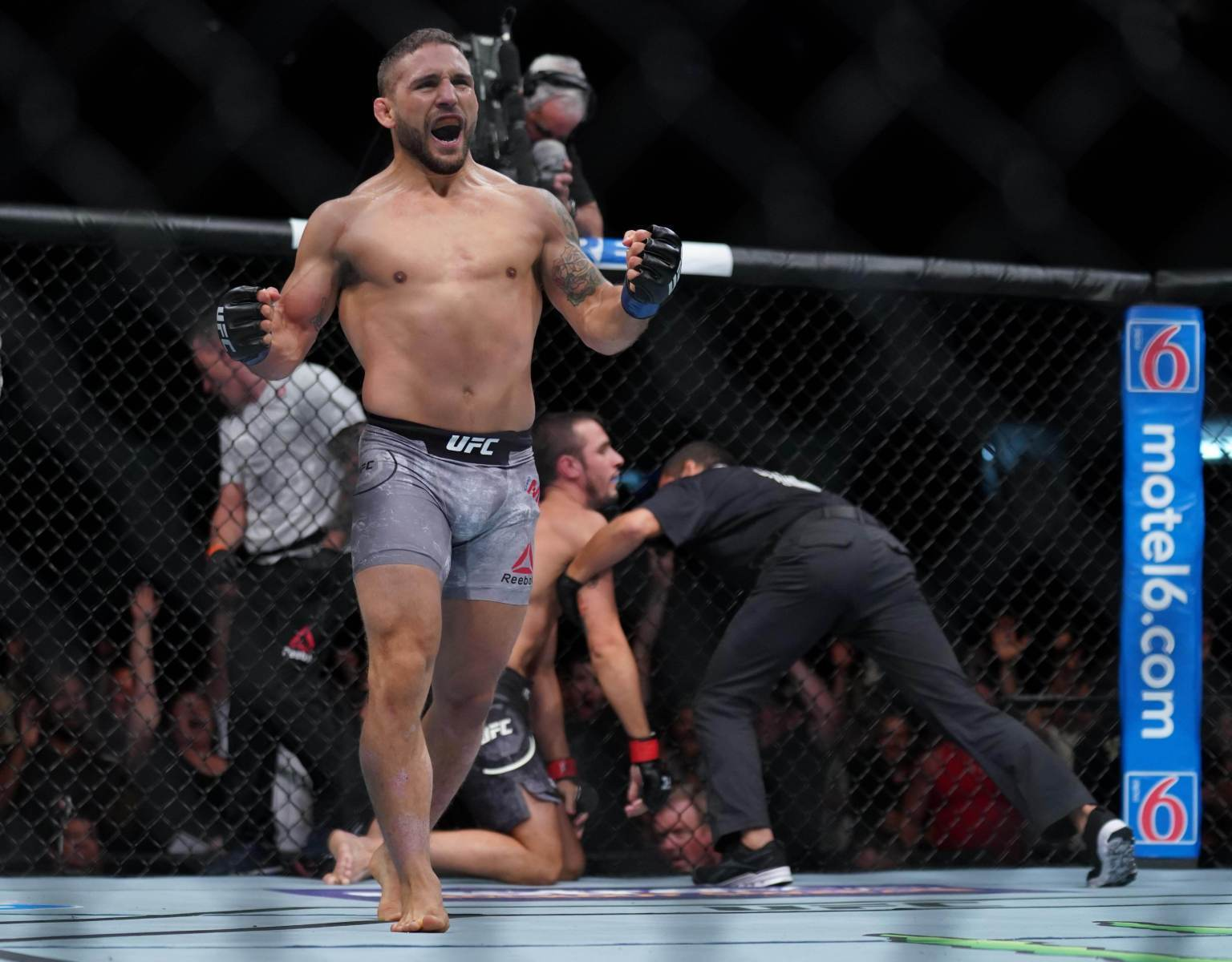 Chad Mendes ends retirement and signs with BKFC