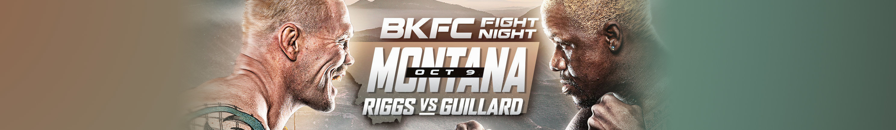 BKFC Fight Night MONTANA