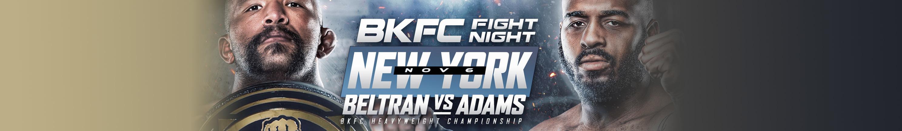 BKFC Fight Night NEW YORK