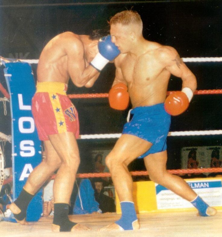 Young Ramon Dekkers