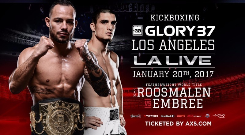 GLORY 37 Los Angeles
