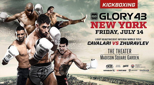 GLORY 43 New York