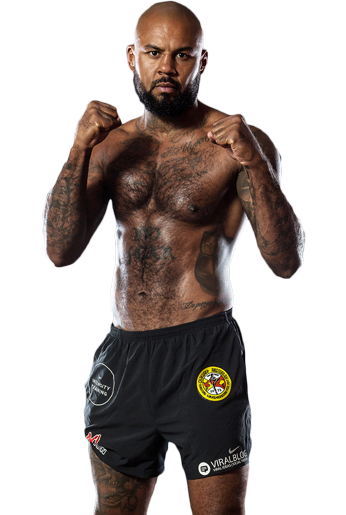 Hesdy Fighterheart Gerges