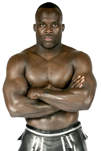 Melvin No Mercy Manhoef