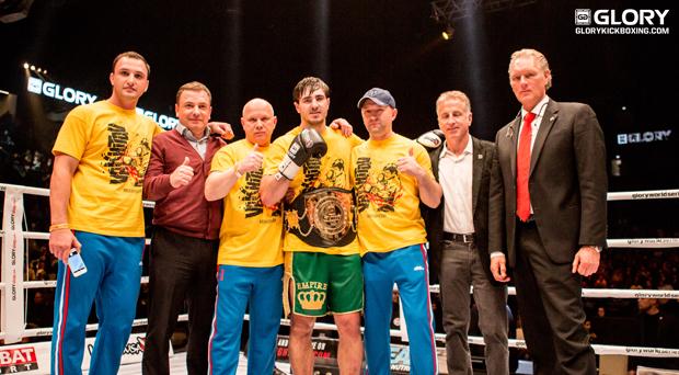 Light-heavyweight champion Vakhitov faces Bouzidi at GLORY 31 AMSTERDAM