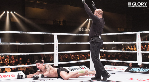 Grigorian stops Suarez after short but thrilling war