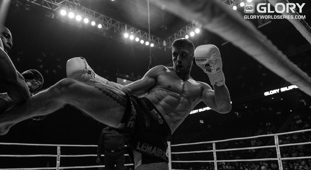 Lemaire on form in middleweight win over Roberson