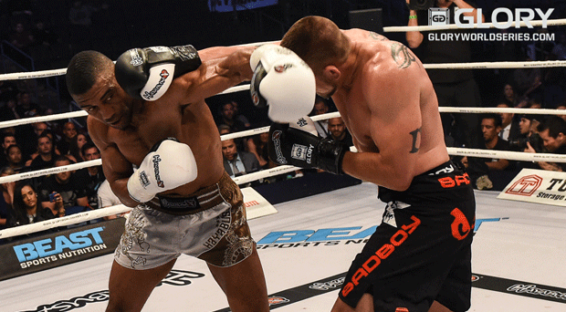 Marcus retains title but Jacoby impresses in GLORY 30 championship thriller