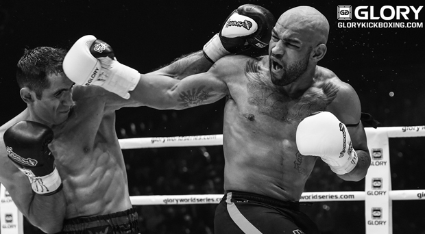'Fire and Ice' as Kongolo and Grigorian set to clash at GLORY 31 AMSTERDAM
