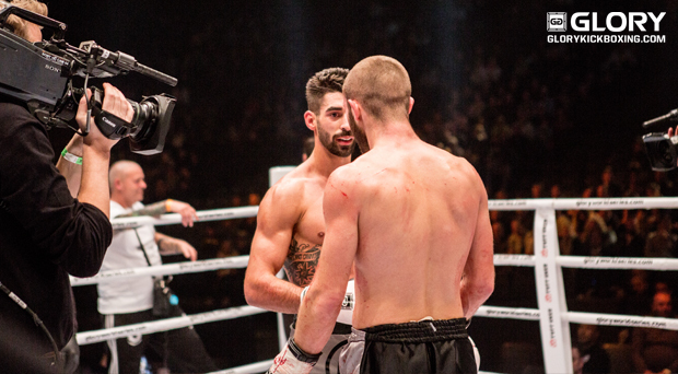 Jauncey and Moiseev meet in key clash of prospects at GLORY 31 AMSTERDAM