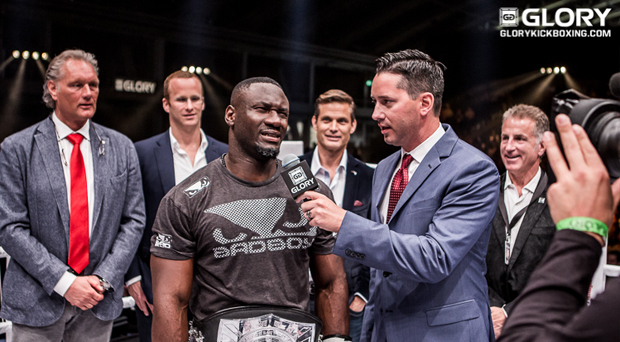Mwekassa calls out Gokhan Saki following title win