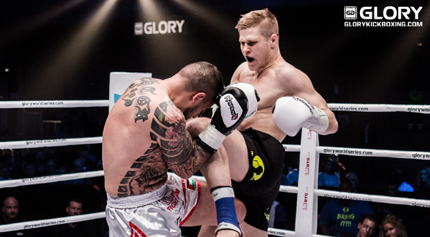Adamchuk back on title trail as he meets Chikadze in GLORY 33 Contender Tournament