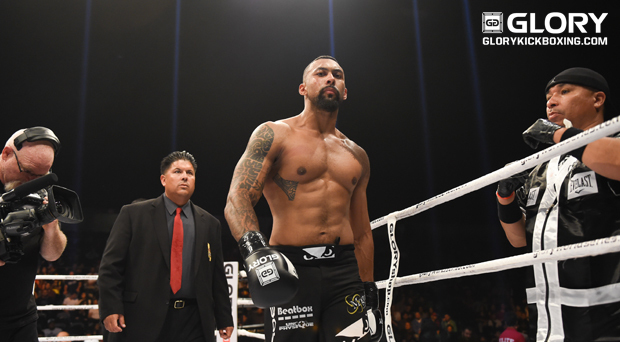 GLORY 33: Vigney out, McDonald in against 'Chopper Chi'