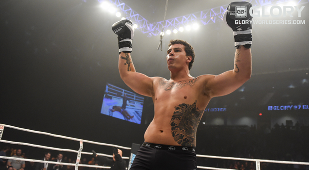 "Inocente: ""A win over Gerges puts me in the top five at heavyweight"""