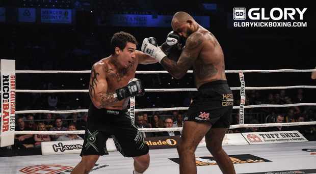 Inocente wins controversial decision over Gerges in GLORY 33 co-main