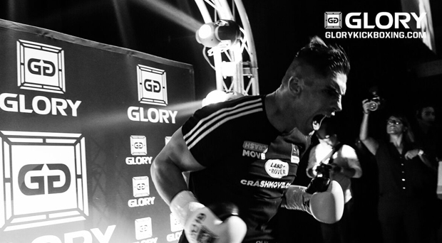 Verhoeven stops Silva and sets records in GLORY 33 headliner