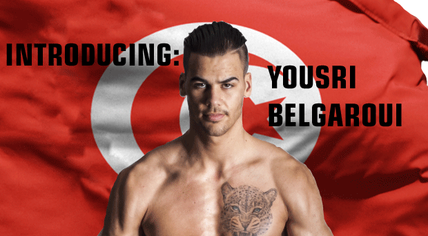 Introducing... Yousri Belgaroui