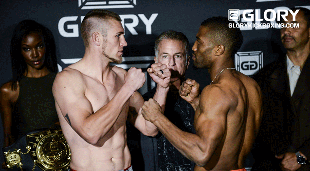 Video: Simon Marcus vows to get back on the win streak at GLORY 34
