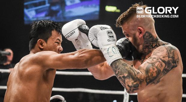 'Thai Terminator' Thongchai scores stunning KO in GLORY debut