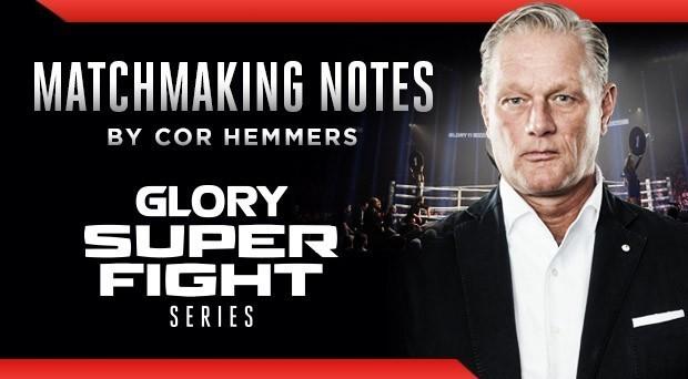 Matchmaker's Notes: GLORY 35 NICE