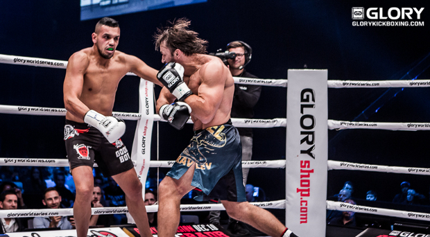 Zhuravlev hammers Hameur-Lain in GLORY 35 co-main