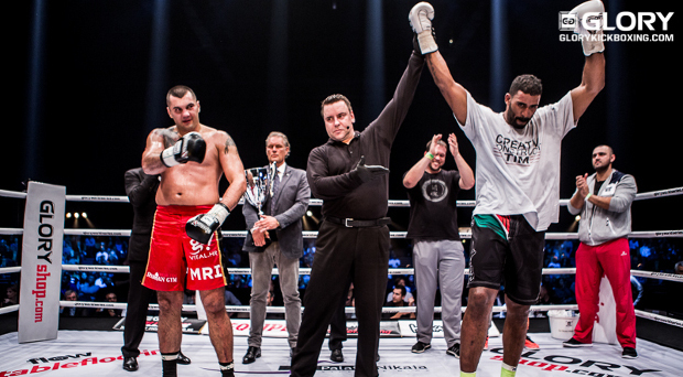 Adegbuyi secures third title shot with Contender Tournament win