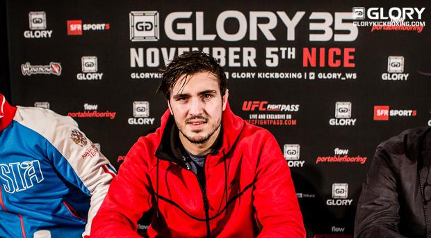 Light-heavyweight champion Vakhitov eyes Rico's heavyweight belt