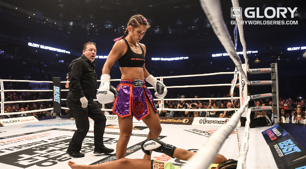 COLLISION: Women's Bantamweight Grand Prix semi-final bouts confirmed