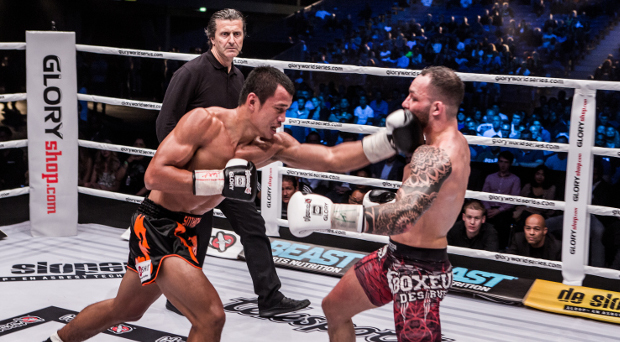 Sittichai and Marat Grigorian head to GLORY 36 GERMANY for trilogy bout