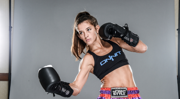 "Tiffany Van Soest: ""I expect to come out on top"""