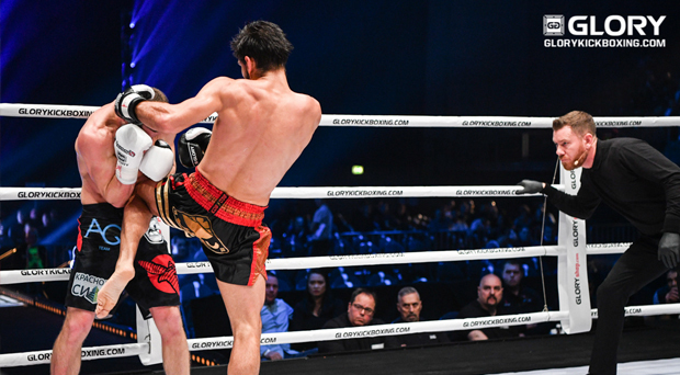 GLORY 36 GERMANY: Dylan Salvador is the new lightweight contender