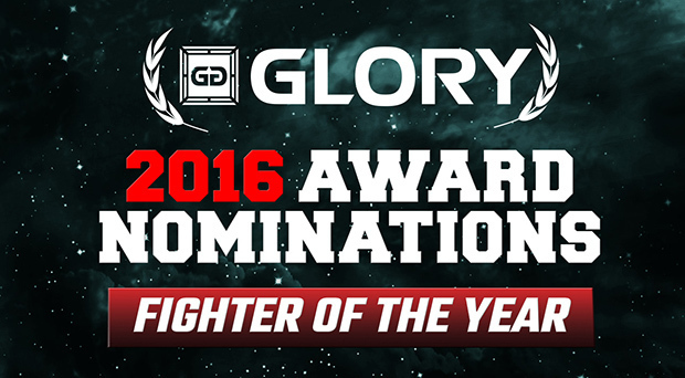 GLORY 2016 Awards Nominations - Fighter of the Year