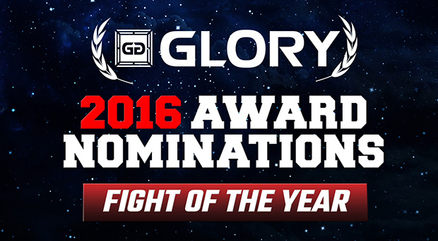 GLORY 2016 Awards Nominations - Fight of the Year