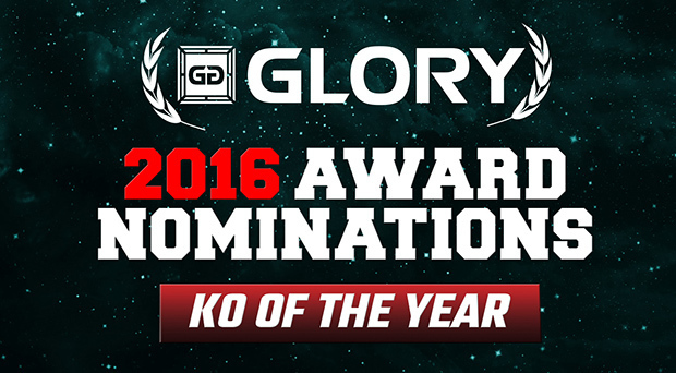 GLORY 2016 Awards Nominations – Knockout of the Year