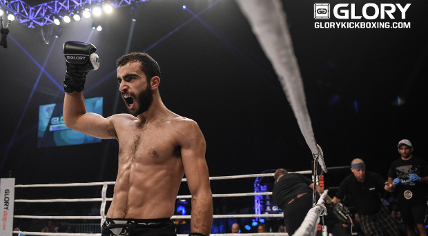 "Chikadze: ""I'm going to KO Pinto at GLORY 37, then I want title shot"""