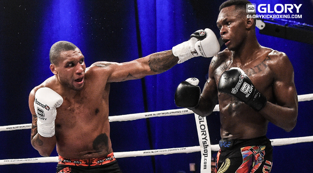 Wilnis edges Adesanya in close middleweight title fight