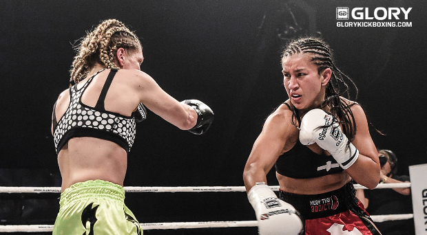 Frausto looking to get busy in women's super-bantamweight division