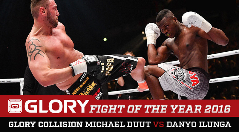 Michael Duut and Danyo Ilunga win Fight of the Year 2016