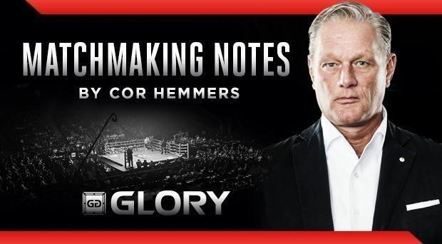 MATCHMAKER'S NOTES: GLORY 38 CHICAGO