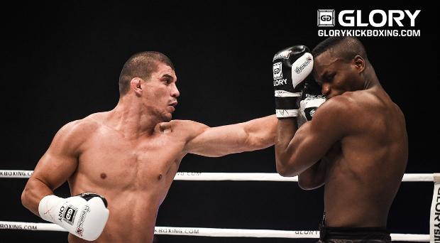 Ariel Machado is the new light-heavyweight contender