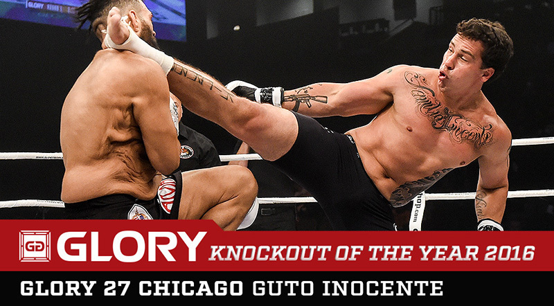 Guto Inocente wins Knockout of the Year 2016