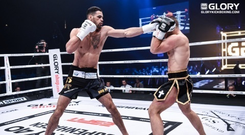 Yoursi Belgaroui is the new middleweight contender