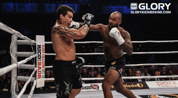 Hesdy Gerges has hard words for Chi Lewis-Parry ahead of GLORY 41 showdown