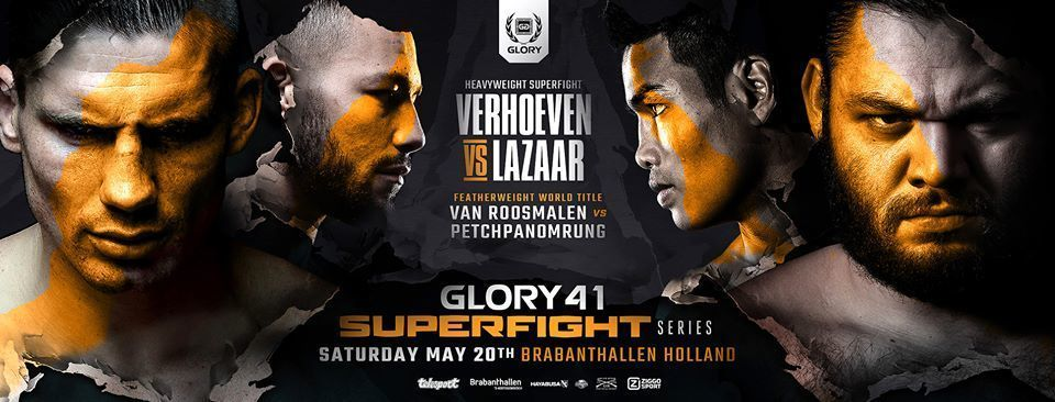 Mohamed Abdallah Replaces Xavier Vigney at GLORY 41 Holland