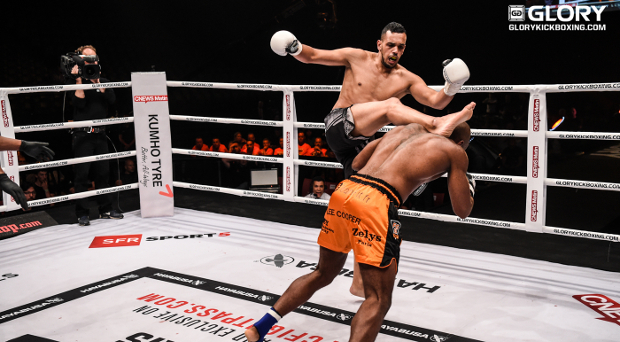 Hameur-Lain drops the hammer on Kemayo in first round