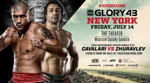 GLORY 43 Super Fight Series Main Event Update