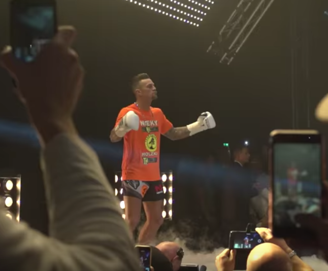 This was GLORY 36: Germany