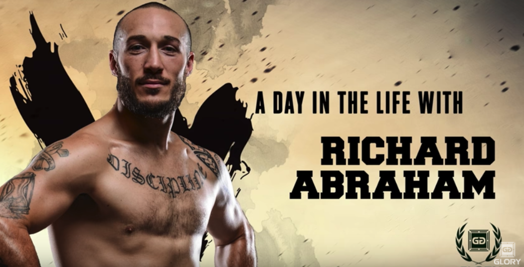 GLORY 38 Chicago: A Day in the Life With Richard Abraham